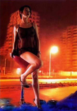 【图】汤加丽写真 舞者汤加丽的艺术人生