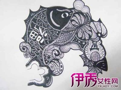 【图】黑白装饰画 有特别韵律和节奏感的黑白装饰画
