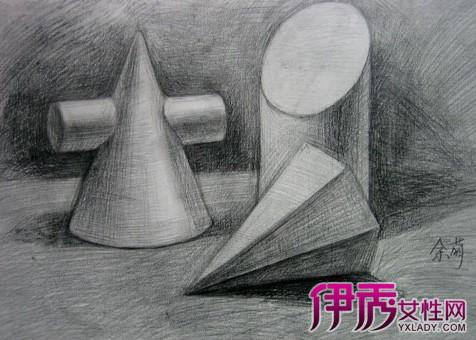 三个石膏体素描图片, 六点注意事项需留意图片
