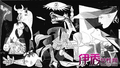 毕加索抽象油画作品 带你了解西方超现实主义者的文艺世界