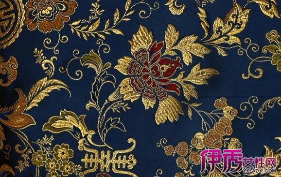 【图】中国风花卉纹样图片汇总
