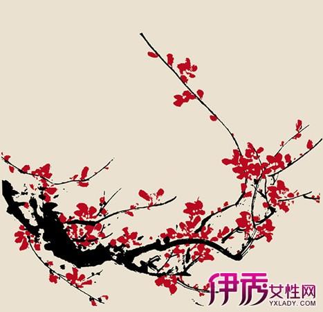 【梅花 油画】【图】梅花油画作品欣赏