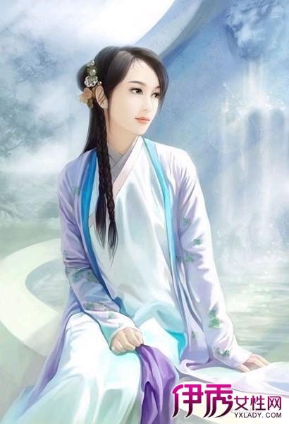 【手绘汉朝宫廷美女】【图】手绘汉朝宫廷美女