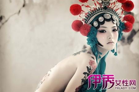 【图】彩铅手绘京剧人物大盘点