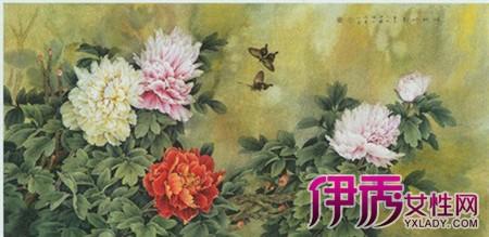 【图】牡丹花画法步骤图画