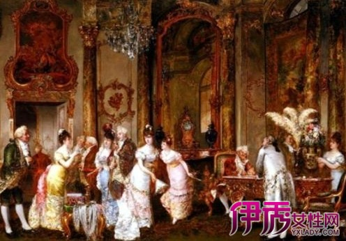 【欧式贵族美女油画】【图】引领油画美学!