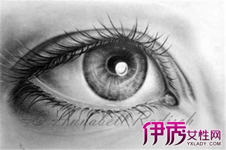 古风绘画眼睛美图展示