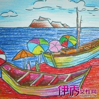 展示绘画小船图片 14种绘画类型你知道吗
