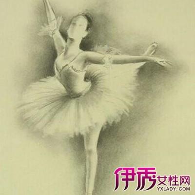 【芭蕾舞者手绘素描】【图】展示芭蕾舞者手绘素描