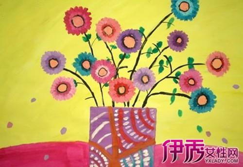 【图】花卉手绘水粉画展示 普及水粉画的基本技法知识