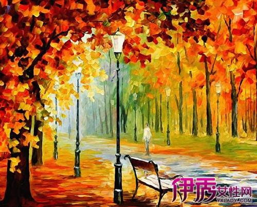 【油画树叶画法】【图】油画树叶画法有哪些?