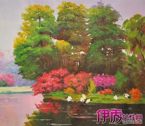 【图】著名风景油画作品欣赏 独特绘画记忆展现唯美风景