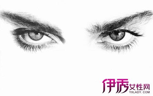 【素描眼睛的详细画法】【图】素描眼睛的详细画法