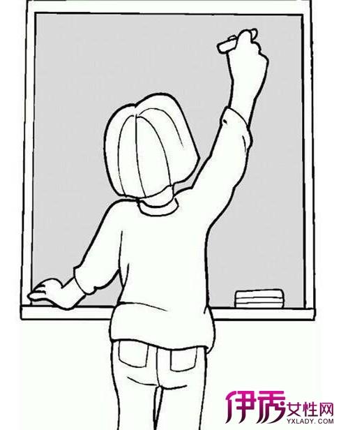 【图】小学生教师节简笔画 教师节的由来
