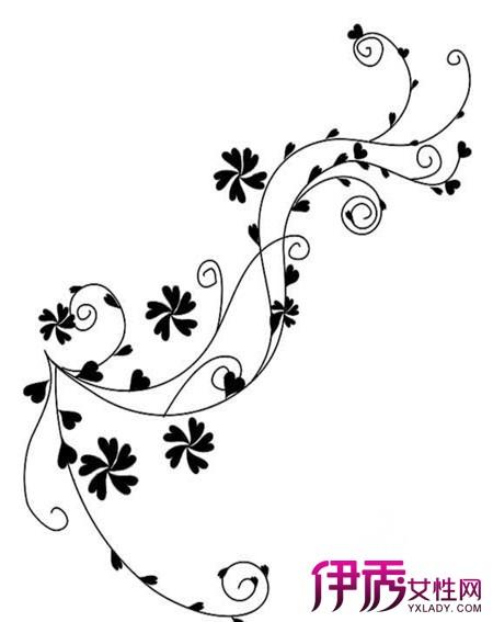 花边简笔画 风景 简单_黑板报花朵花边简笔画_手抄报