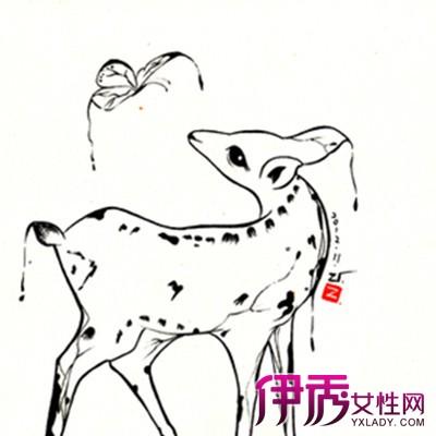 【图】黑白手绘小清新插画 追溯手绘的历史