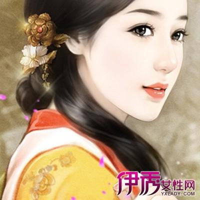 【图】手绘古代美女图片欣赏 6种不同气质让你认识中国美女
