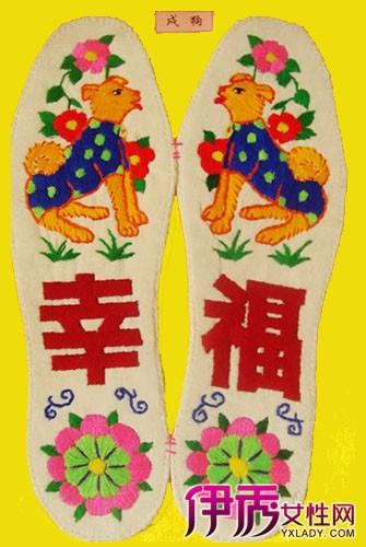 它造型生动,装饰性强,花纹的图案,色彩搭配,大胆,夸张,汉族民间艺人们
