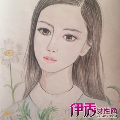 【图】展示彩铅手绘人物插画的图片 揭秘插画的表现方法