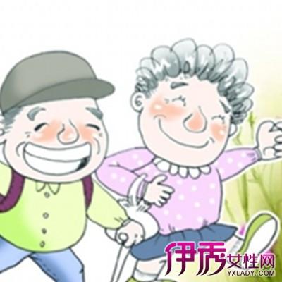 【图】重阳节老人简笔画图片欣赏 共庆老人的佳节