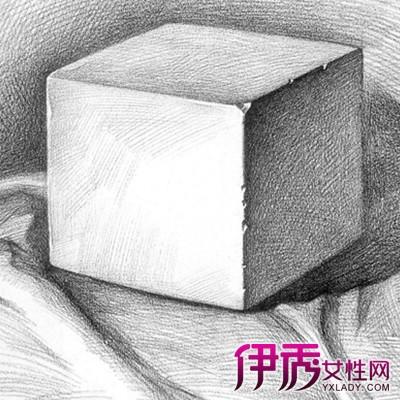 【正方体结构素描】【图】正方体结构素描图片赏析