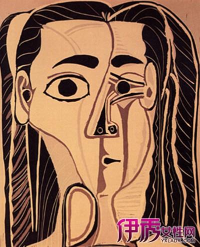 代表作品-大师毕加索抽象画 了解一个画家的生平