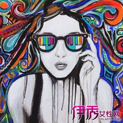 【图】手绘装饰画图片大全汇总 绘画界的时尚范!