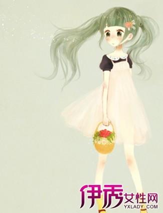 【图】看韩国手绘插画女孩图 小编带你从三大方面了解插画艺术