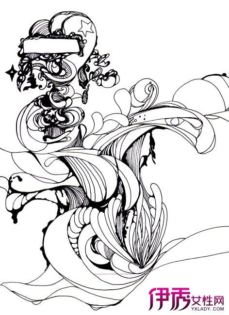【图】国外创意手绘插画树欣赏