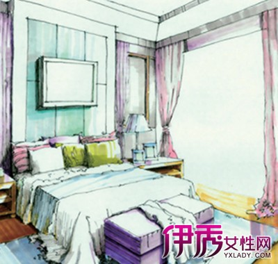 【图】室内设计素描图手绘欣赏 几大步骤轻松学会画画