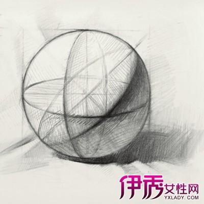 【图】几何体结构素描图片大全