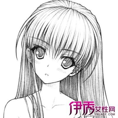 【动画人物素描】【图】动画人物素描图片集