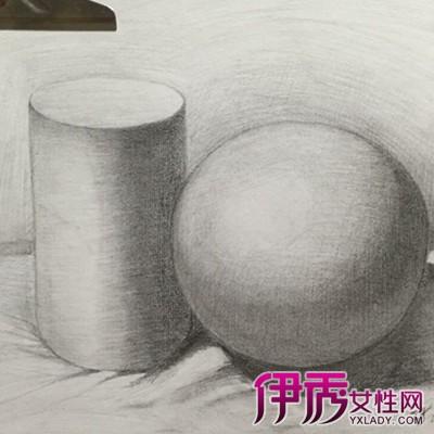 【圆柱体素描】【图】圆柱体素描的图片展示