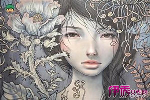 【日本风创意手绘插画】【图】欣赏日本风创意手绘
