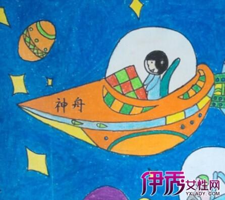 【图】我的中国梦绘画作品欣赏