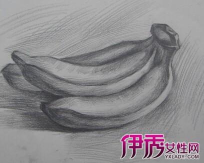 水果素描静物怎么画 3个技巧绘出生动形象静物图片