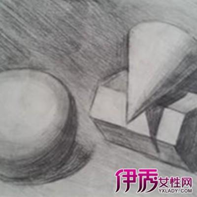 【图】素描图片简单一点的作画步骤