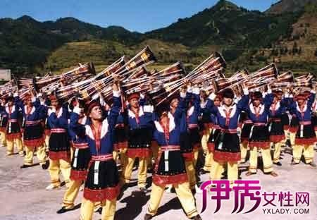 【图】瑶族长鼓舞钢琴曲介绍 独特民族风韵舞蹈图片