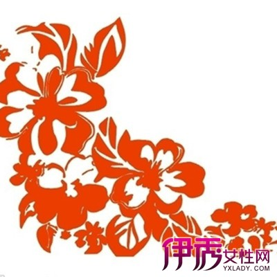 【简单连续花边剪纸】【图】简单连续花边剪纸图片