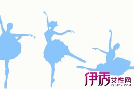 优雅高贵的芭蕾舞简笔画欣赏 值得收藏的经典图片