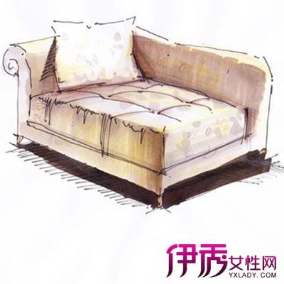 【图】展示单体家具手绘图片 为你揭秘手绘的几个艺术价值