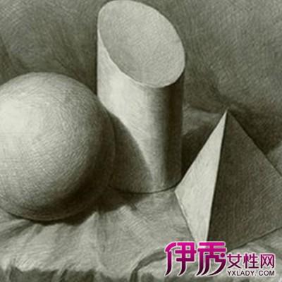 【石膏几何体素描】【图】石膏几何体素描图片观赏