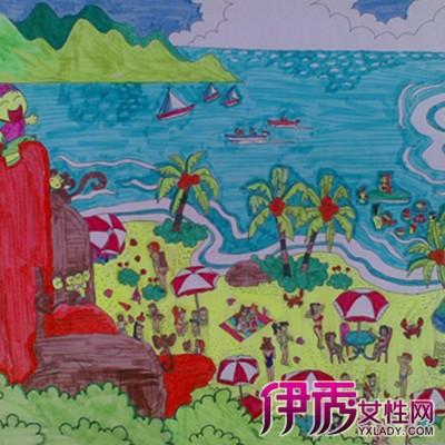 小学五年级美术图画_第2页_画画大全