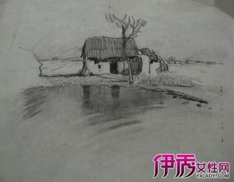 【图】简单风景铅笔画简介