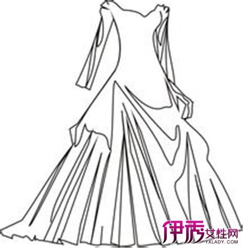 【图】可爱的公主裙怎么画