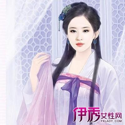 手绘漫画人物古装|life.yxlady.com-伊秀生活小常识