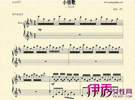【简单的钢琴谱】【图】分享简单的钢琴谱