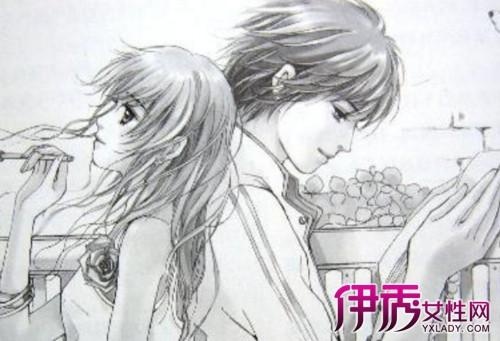 【铅笔画帅哥漫画素描】【图】铅笔画帅哥漫画素描