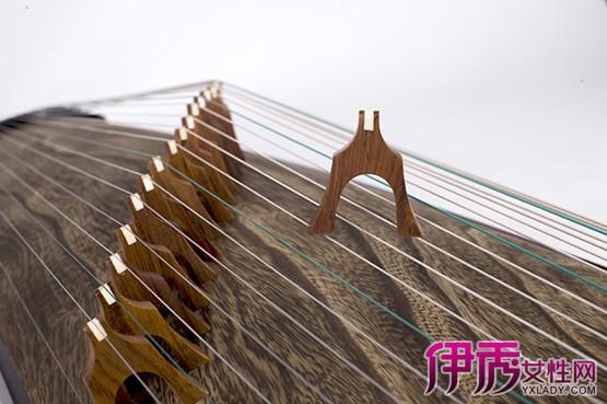 【图】古筝琴弦各音对照图 2个步骤如何安装古筝琴弦图片