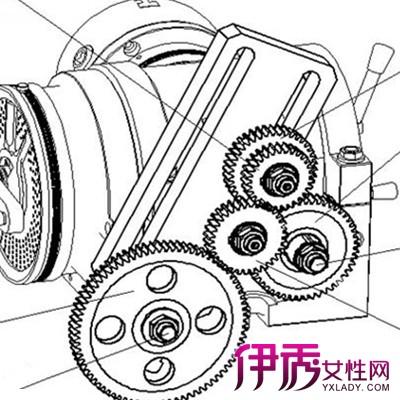 【图】机械齿轮手绘图片大全 几个手绘技巧方法推荐